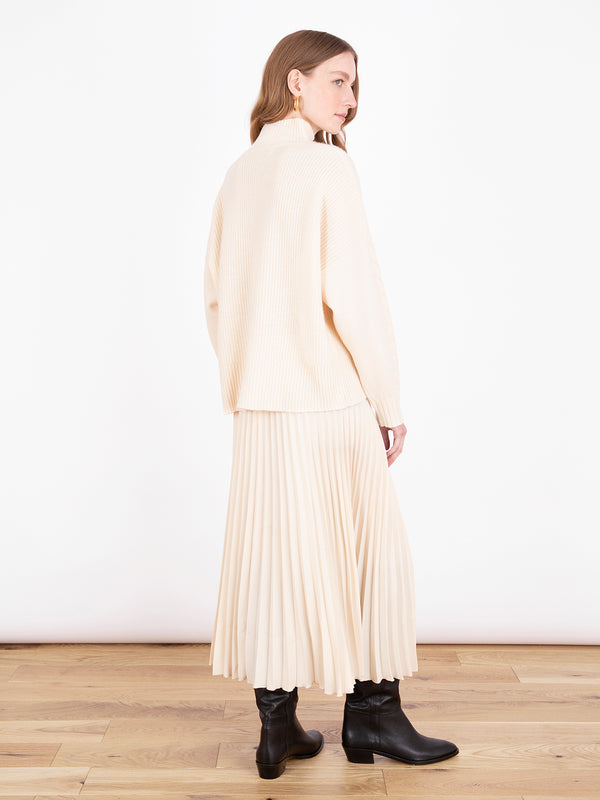 Ines Cream Jumper