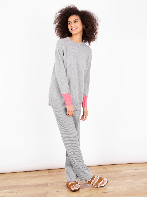 Sophie Grey Jumper