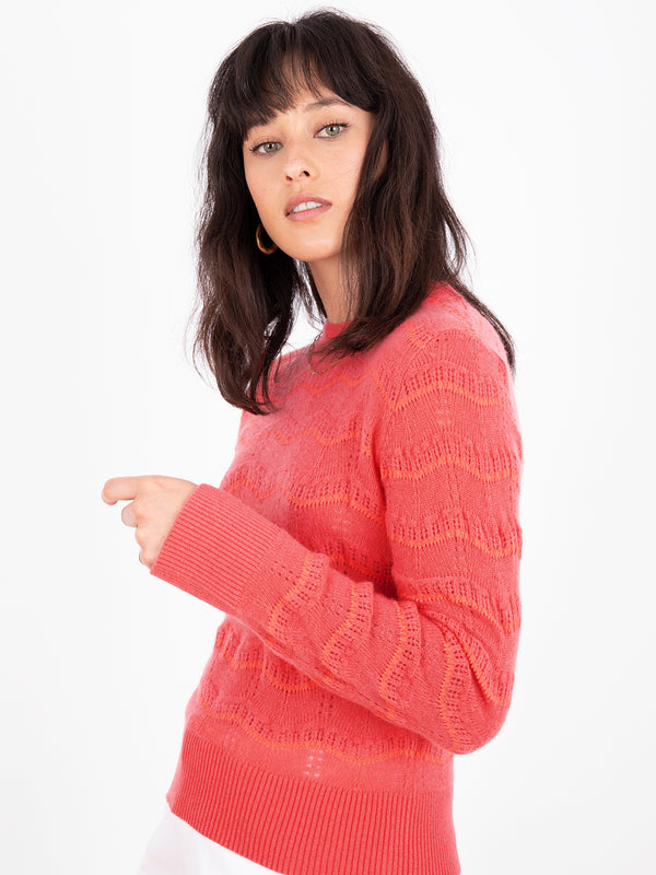 Emily Blush Jumper