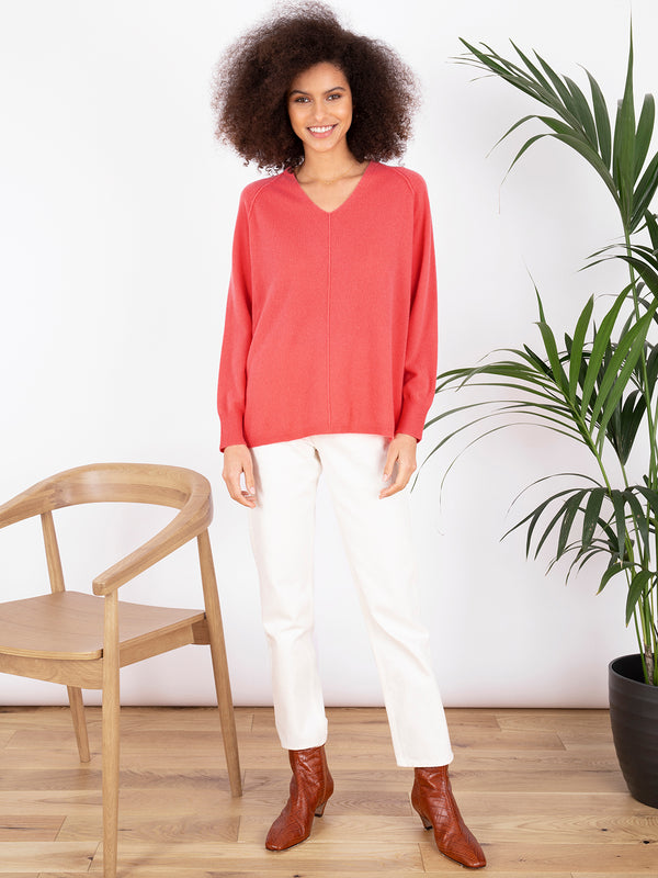 Kaylee Blush Jumper