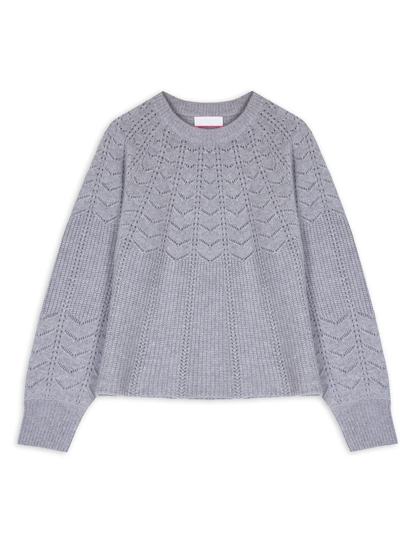 Layla Grey Jumper