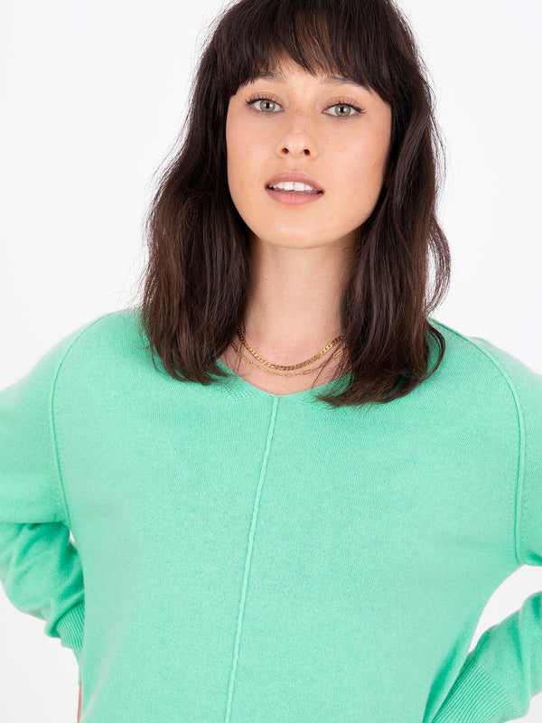 Kaylee Spearmint Jumper