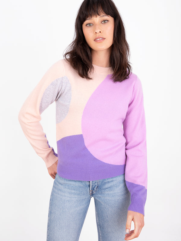 Suki Obi Purple Jumper