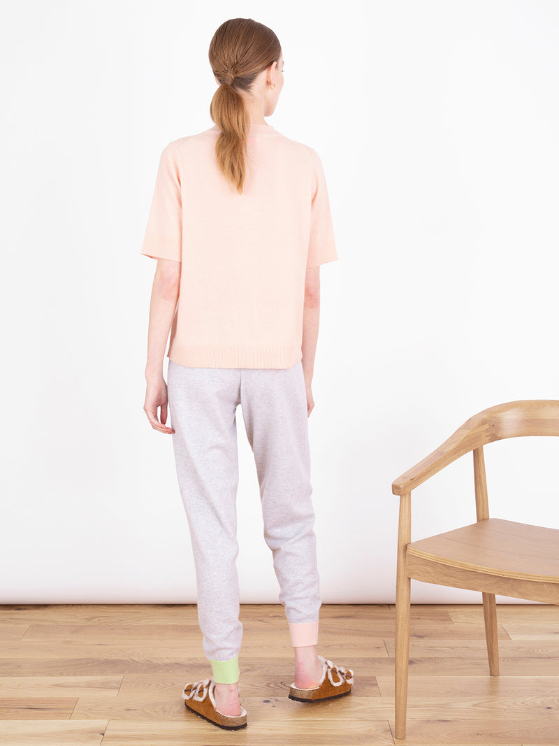 Essential Cologne Pink Plain T-Shirt