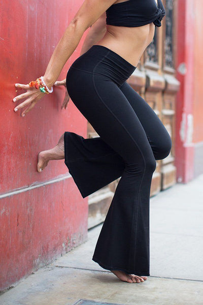 Bella Luna Pant - Pants + Leggings - Mika Yoga Wear