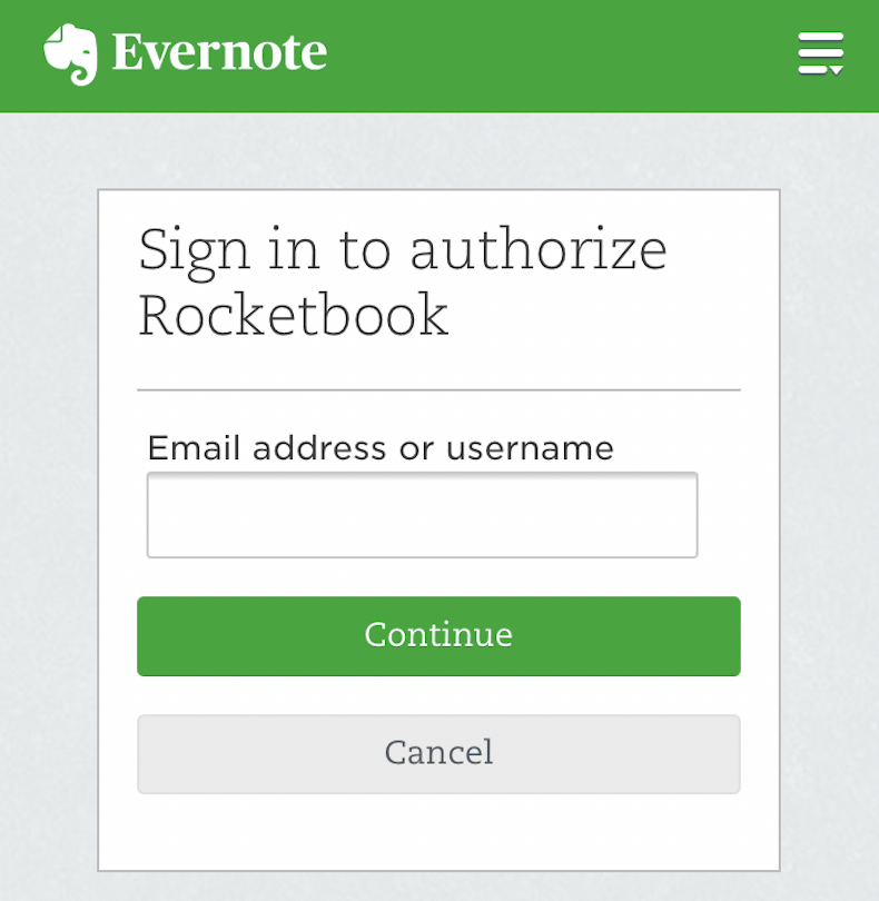 Integrating Evernote with Your Rocketbook App