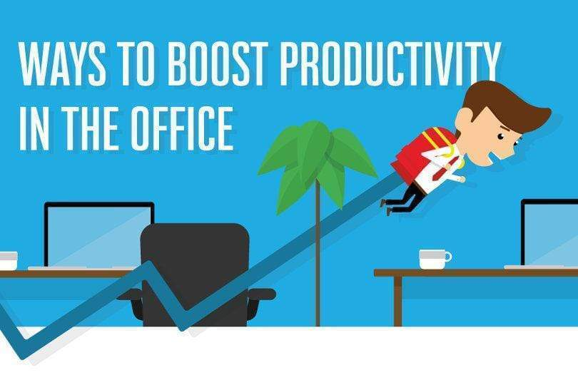 10 Tips to Boost Office Productivity