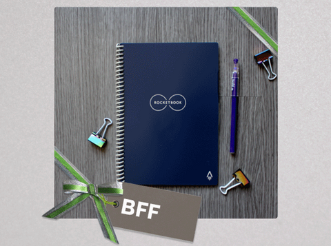 Best Friend Rocketbook