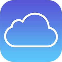 send your notes to iCloud