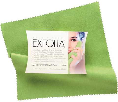 Exfolia Beauty Cloth - Isabella: Gifts with Spirit