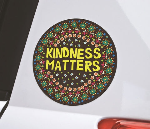 Kindness Matters Car Magnet - Isabella: Gifts with Spirit