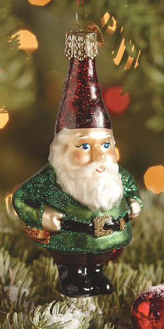 European Gnome Ornament - Isabella: Gifts with Spirit