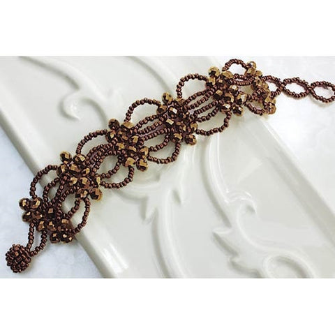 Glam Bracelet-Copper - Isabella: Gifts with Spirit
