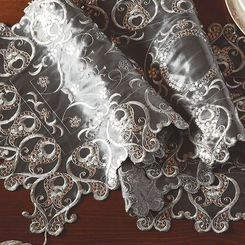 Shimmering Table Runner - Isabella Catalog
