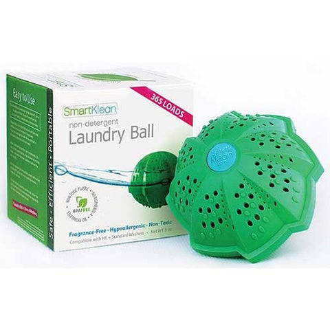 SmartKlean Non-Detergent Laundry Ball - Isabella: Gifts with Spirit
