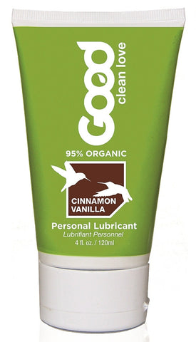 Good Clean Love-Cinnamon Vanilla-4 oz. - Isabella: Gifts with Spirit