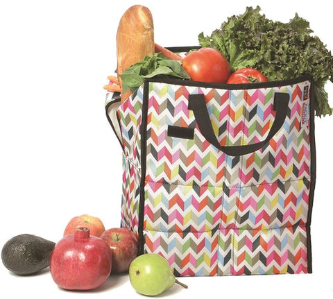 Freezable Grocery Bag - Isabella: Gifts with Spirit