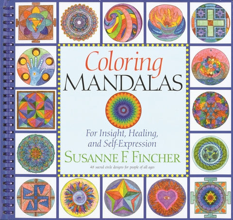 Coloring Mandalas - Isabella: Gifts with Spirit