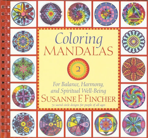 Coloring Mandalas 2 - Isabella: Gifts with Spirit