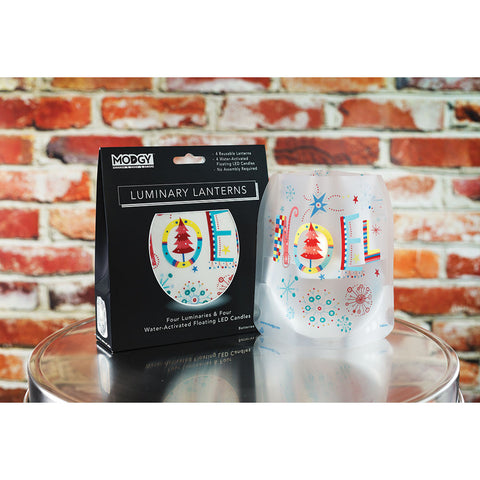 Noel Expandable Luminaries - Isabella: Gifts with Spirit