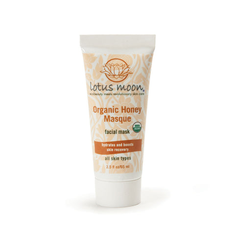 Organic Honey Purifying Masque - Isabella: Gifts with Spirit