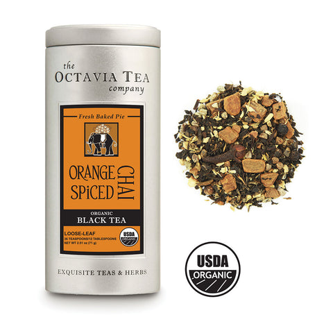 Organic Harvest Orange Spice Tea - 95g - Isabella: Gifts with Spirit