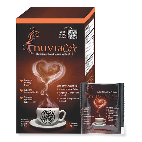 Nuvia Instant Healthy Coffee - Isabella Catalog