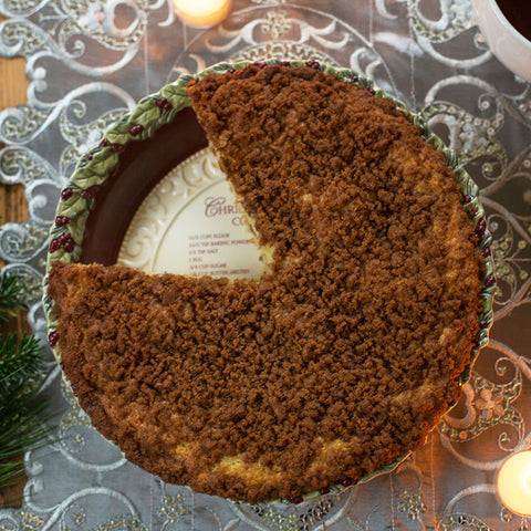 Christmas Morning Coffee Cake Dish - Isabella: Gifts with Spirit