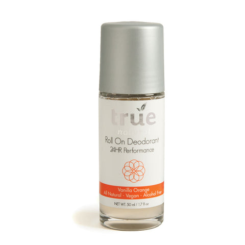 True Natural Roll-On Deodorant-Vanilla Orange - Isabella: Gifts with Spirit