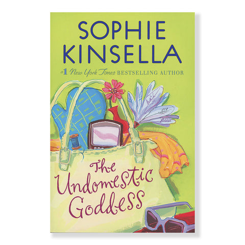 The Undomestic Goddess - Front