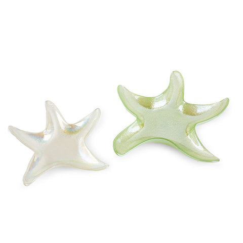 Shimmering Sea Star Dishes - Isabella: Gifts with Spirit