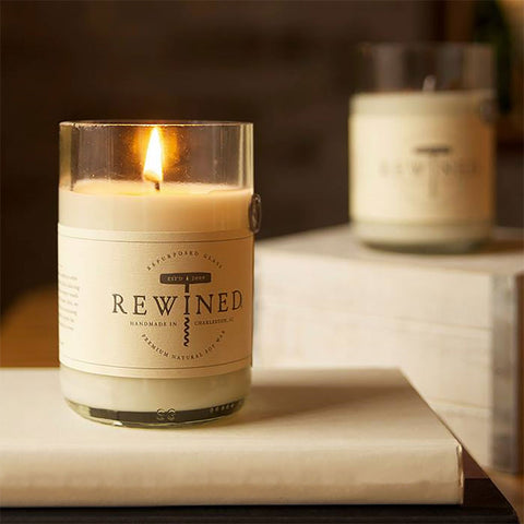 Rewined Rosé Candle - Isabella: Gifts with Spirit - 1