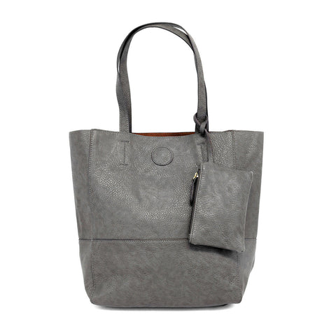 the perfect purse tote - charcoal - Isabella: Gifts with Spirit