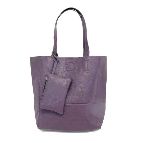 The Perfect Purse Tote - Deep Purple