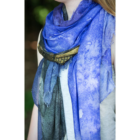 Liberta Viola Scarf - Isabella: Gifts with Spirit - 1