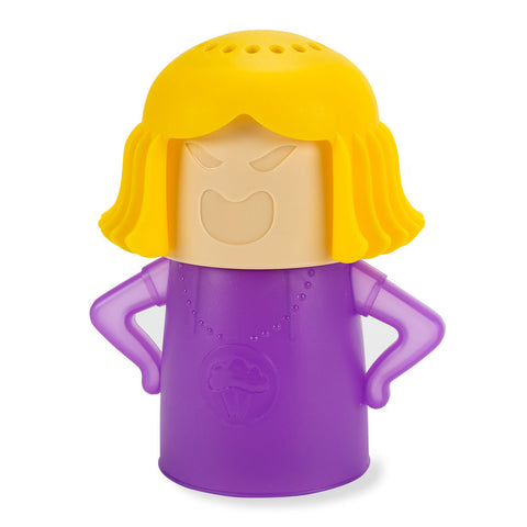 Angry Mama Microwave Cleaner - Purple - Isabella: Gifts with Spirit