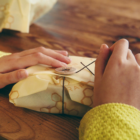 All Natural Reusable Sandwich Wrap - Isabella Catalog