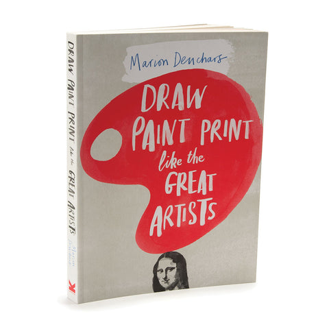 Draw Paint Print Like the Great Artists - Isabella: Gifts with Spirit - 1