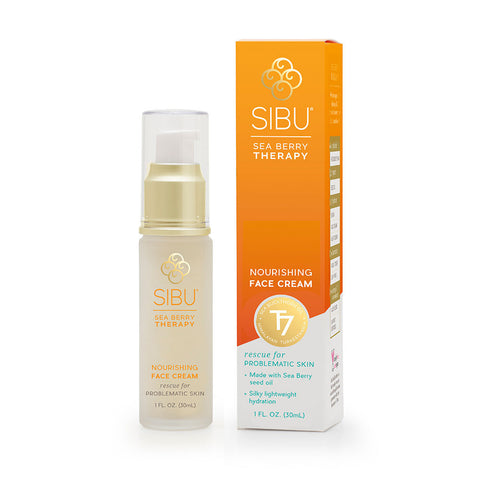 Sibu Nourishing Facial Cream - Isabella: Gifts with Spirit