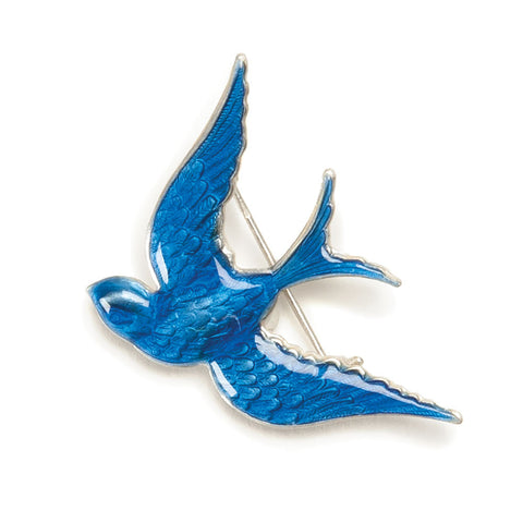 Bluebird Pin - Isabella: Gifts with Spirit