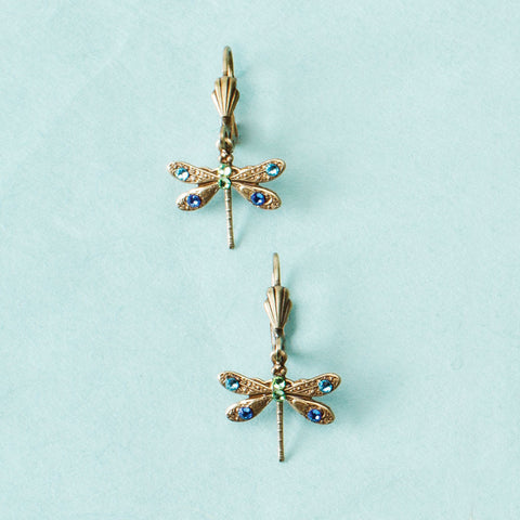Dragonfly Earrings - Isabella: Gifts with Spirit