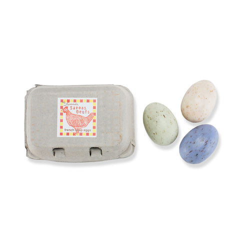 Half Dozen Fine Soap Eggs - Isabella: Gifts with Spirit - 1