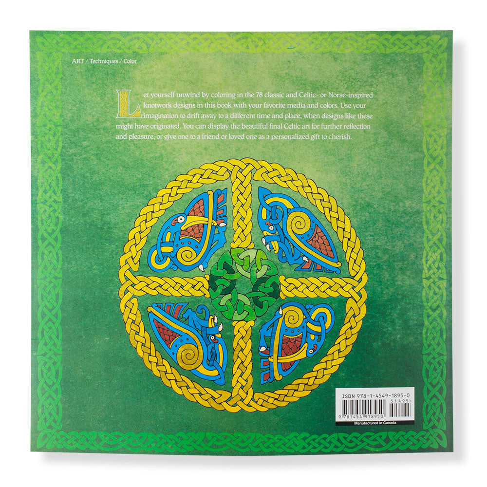celtic spirit coloring book isabella gifts with spirit 4 - Celtic Coloring Book
