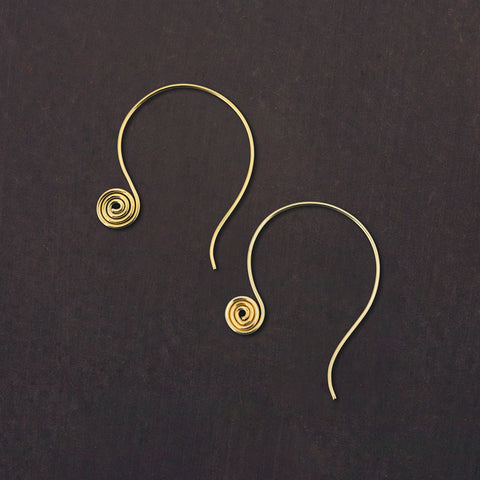 Coil Earrings - Isabella: Gifts with Spirit