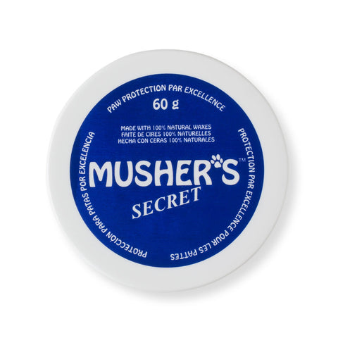Musher's 100% Natural Paw Salve - Isabella: Gifts with Spirit