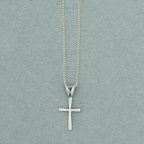 Small Cross Pendant - Isabella: Gifts with Spirit