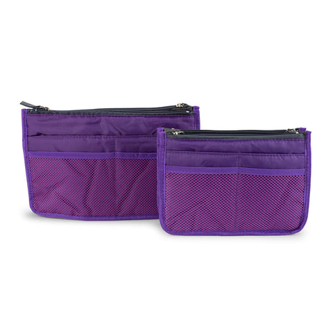 The Ultimate Purple Handbag Organizer - Purple - Isabella: Gifts with Spirit - 1