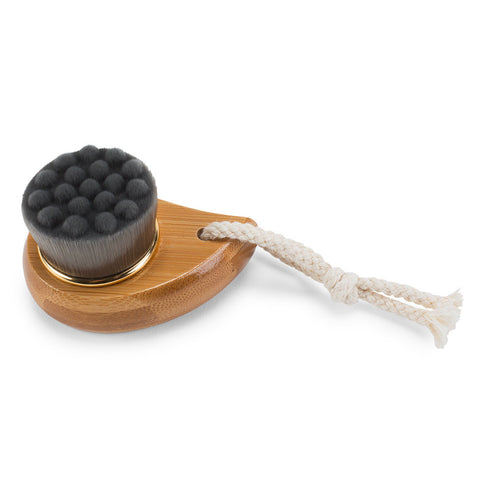 Luxurious Bamboo Charcoal Facial Brush - Isabella: Gifts with Spirit