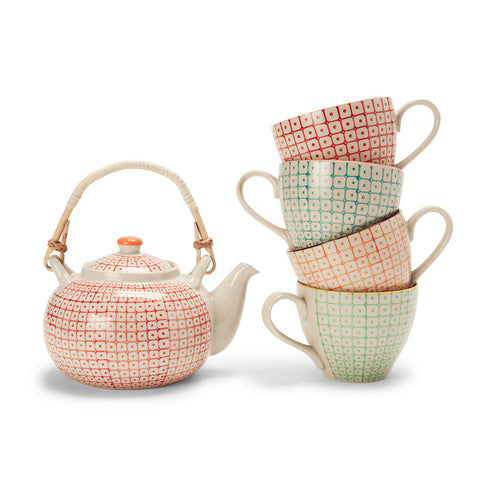 Friends for Life Tea Set - Isabella: Gifts with Spirit - 1