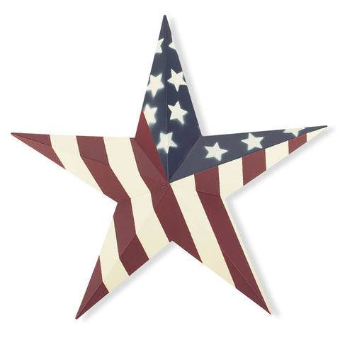 Stars and Stripes Wall Decor - Isabella: Gifts with Spirit